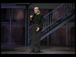 ����� ������ - ������� � ���-����� (1992) - George Carlin - Jammin In New York